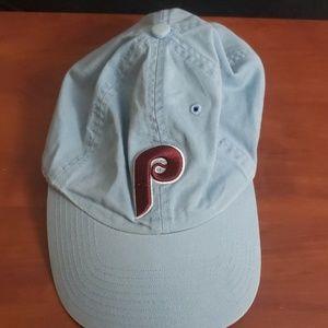 Accessories - Faded denim Phillies baseball cap